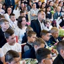 Deschiderea anului scolar-84